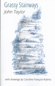 Grassy Stairways, with drawings by Caroline François-Rubino, The MadHat Press, 2017