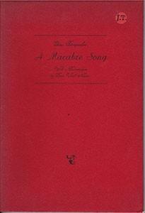 Elias Petropoulos, A Macabre Song, Paris: Digamma, 1985. (out of print)