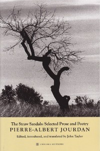 Pierre-Albert Jourdan, The Straw Sandals: Selected Prose and Poetry, Chelsea Editions, 2011