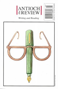 The Antioch Review, Volume 77, No. 1, Winter 2019