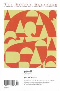 The Bitter Oleander, Volume 26, No. 2