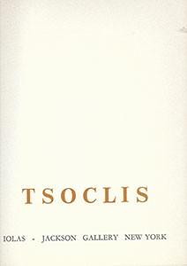 Elias Petropoulos, Tsoclis's Tree, New York: Jackson Gallery, 1982.