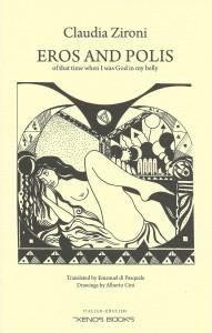 Claudia Zironi, Eros and Polis, Xenos Books, 2016