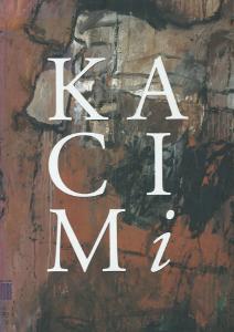 Mohammed Kacimi: Paintings, Pastels, Drawings, Events, Writings, Éditions Revue Noire / Le Fennec, 1996