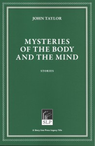 """Mysteries of the Body and the Mind, 2nd edition, Red Hen Press, imprint """"Story Line Press"""", 2020"""