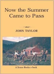 Now the Summer Came to Pass, Xenos Books (e-book), 2012